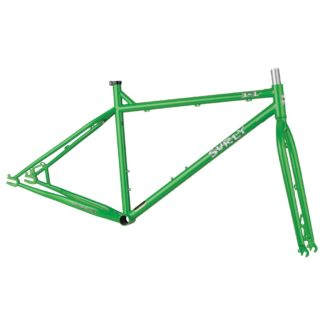 surly 1x1 frameset green