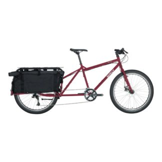 Surly Big Dummy Maroon