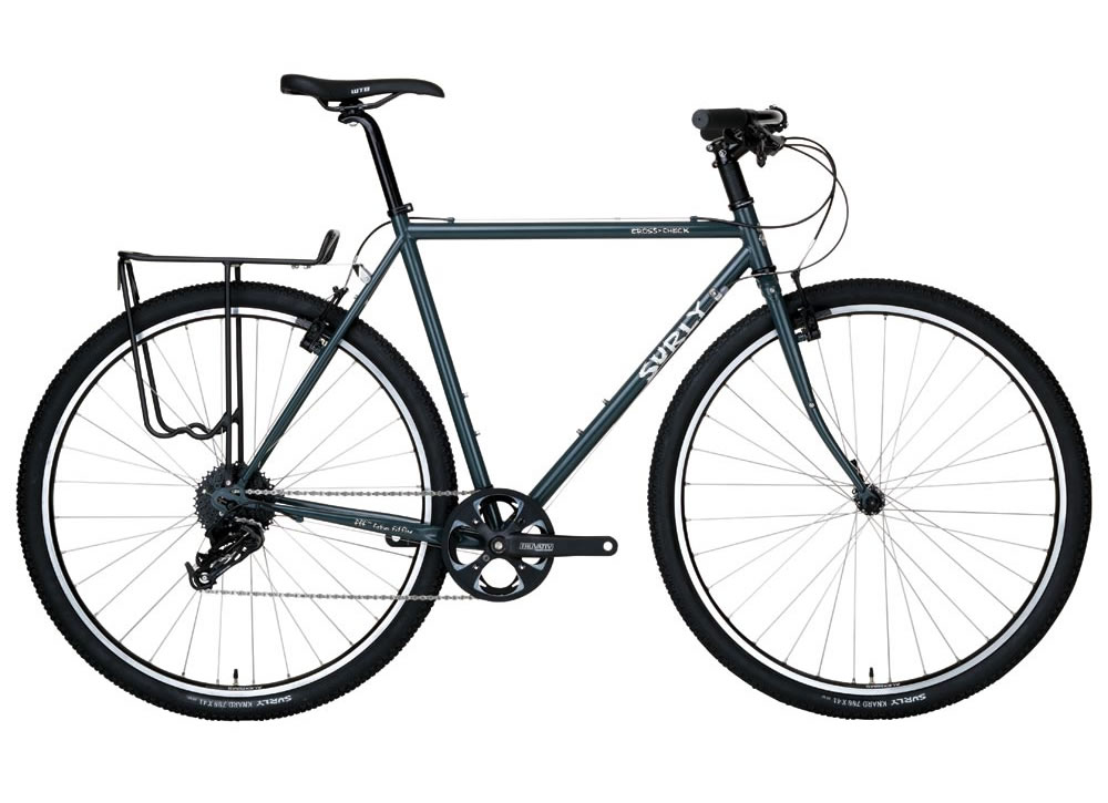 Surly Flat Bar Cross Check | London Surly specialists | Call 020 ...