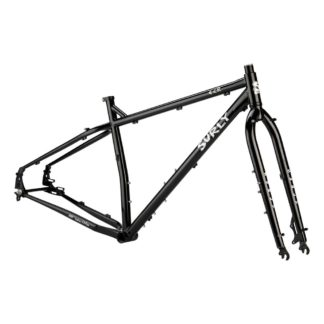surly ecr frameset black