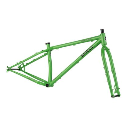 surly ice cream truck frameset green