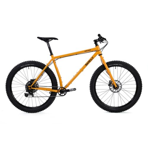 Surly Karate Monkey 27.5 yellow