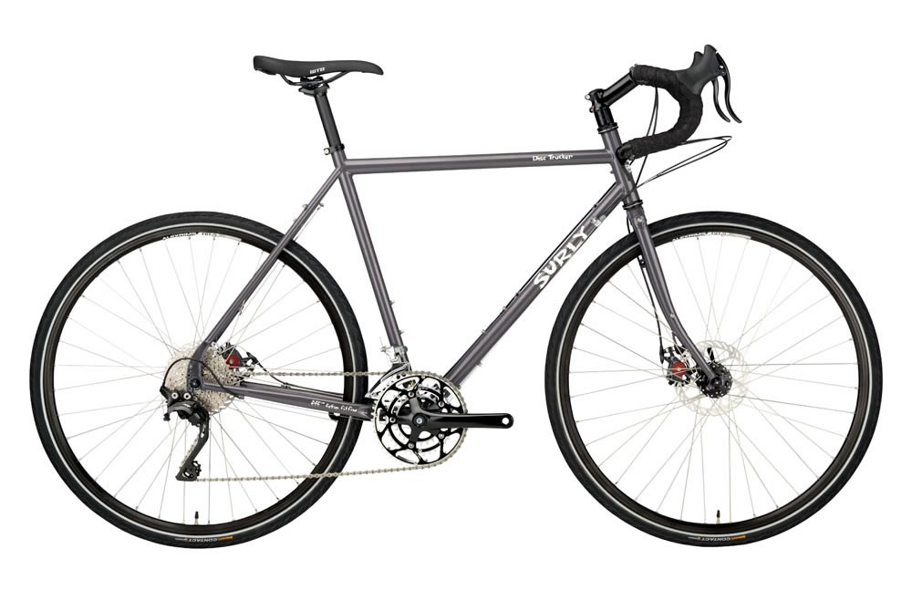 Surly Disc Trucker | London Surly experts & stockists | Call 020 ...
