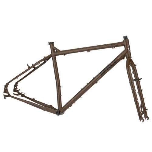 surly ogre frameset brown