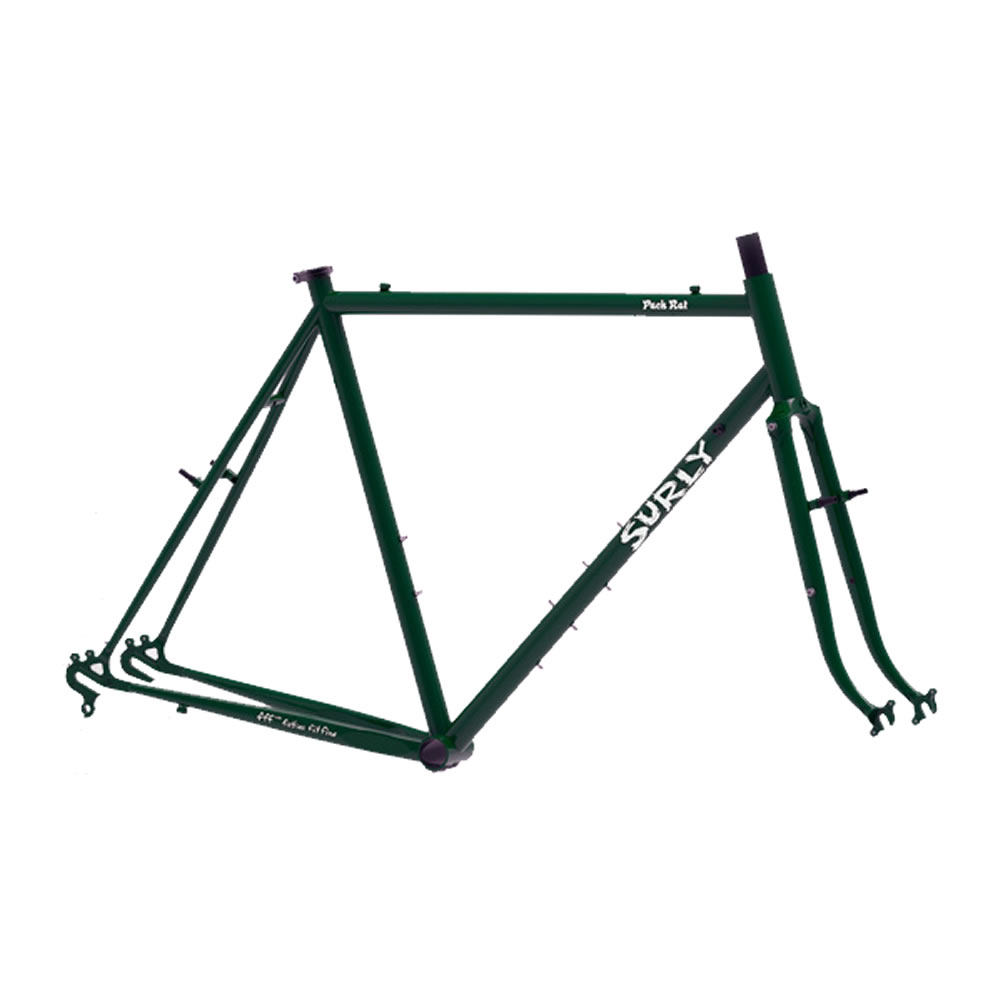 Surly Pack Rat Frame | London Surly Bikes stockists | Call 020 8332 0123