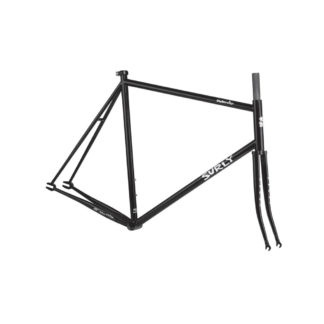 surly steamroller frameset black