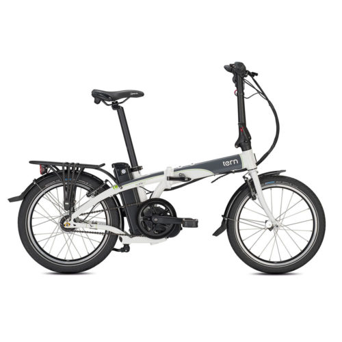 Tern E-Link D7I Folding Electric Bike