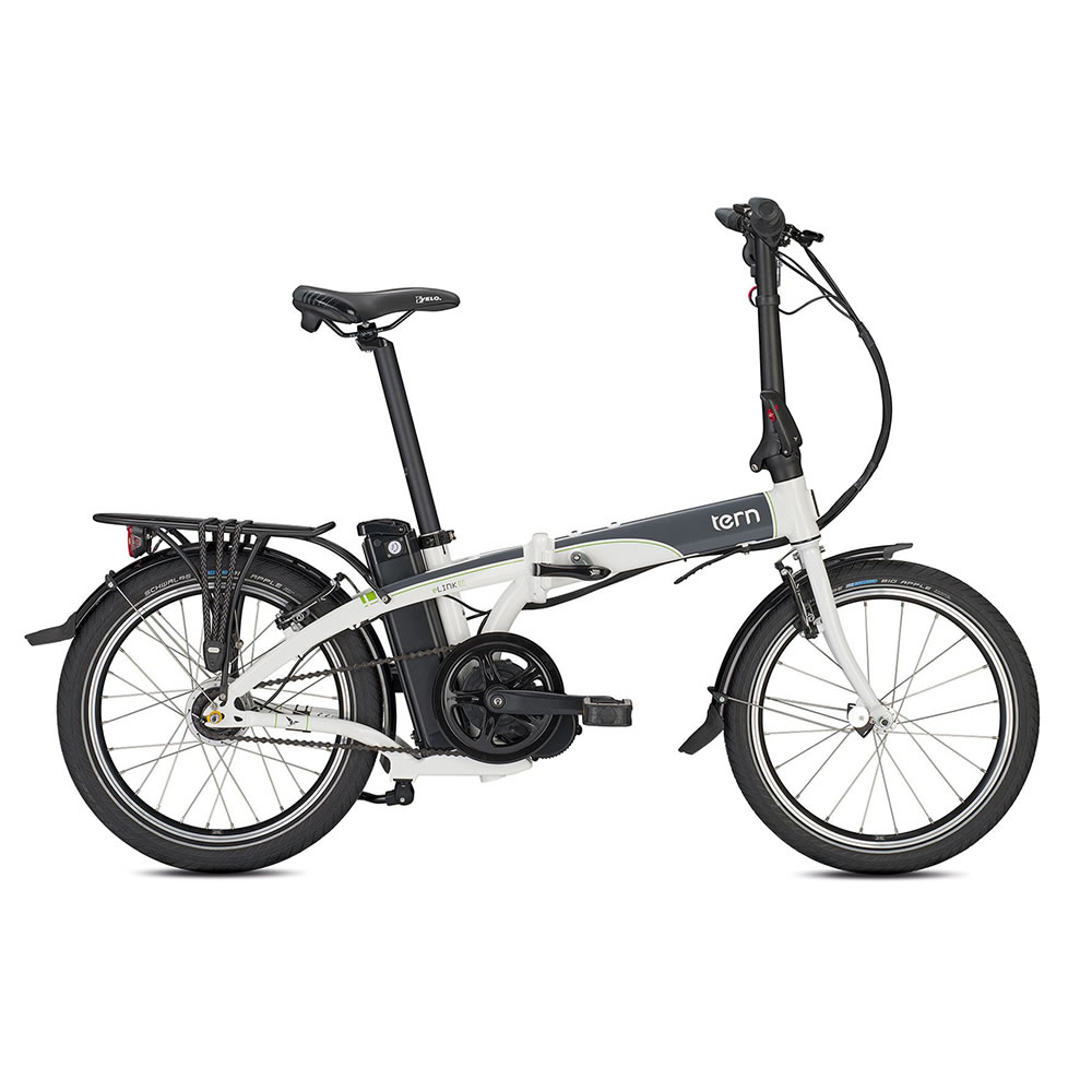 tern e link d7i folding electric bike richmond station. Black Bedroom Furniture Sets. Home Design Ideas