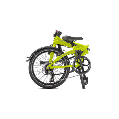 tern link c8 yellow folded