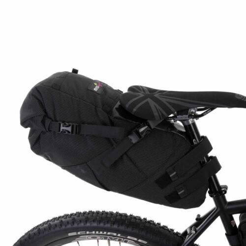 Miss Grape Cluster Saddle Bag