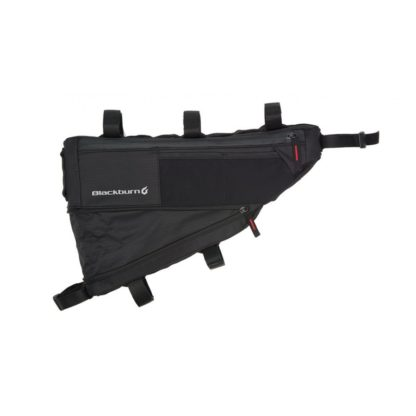 Blackburn Outpost Frame Bag extended