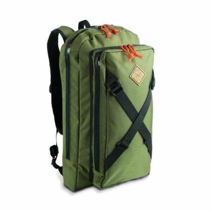 Restrap sub backpack olive green