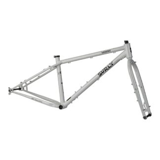 surly wednesday frameset grey