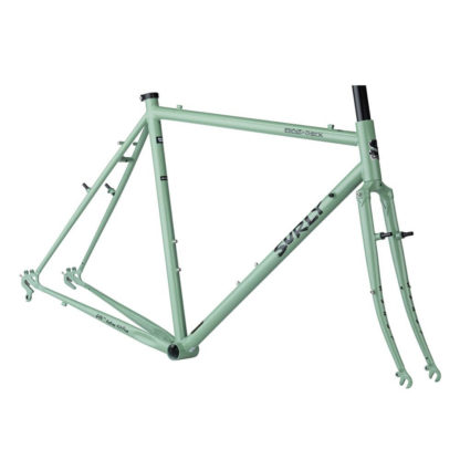 surly cross check frameset sage green