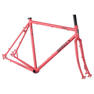 surly straggler frameset salmon