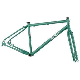 surly bridge club frameset green