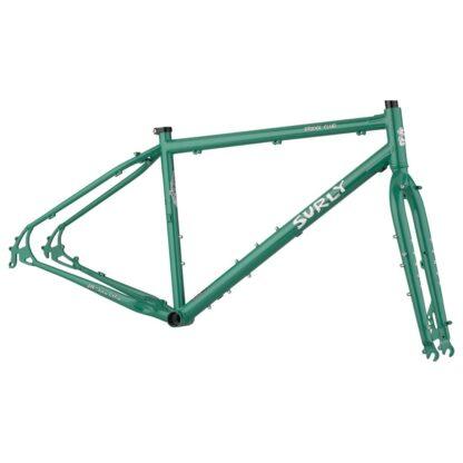 surly bridge club frameset green