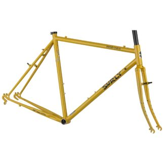 Surly Cross Check Frameset (Mustard Yellow)