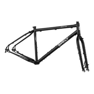 surly bridge club frameset black