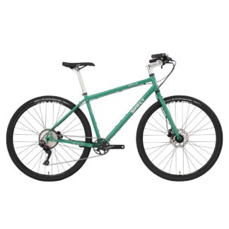 surly bridge club 700c green