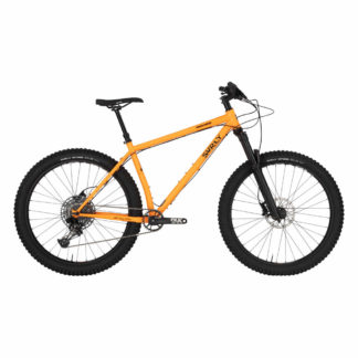 surly karate monkey suspension tangerine
