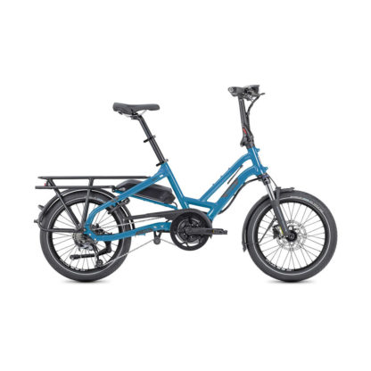 Tern HSD p9 Electric Cargo Bike blue