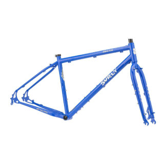 surly bridge club frameset blue
