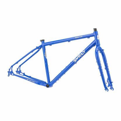 surly bridge club frameset blue