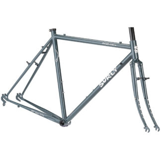 surly crosscheck frameset bluegreengrey