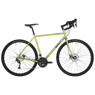 surly disc trucker green