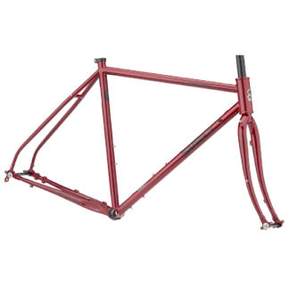 surly midnight special red frameset